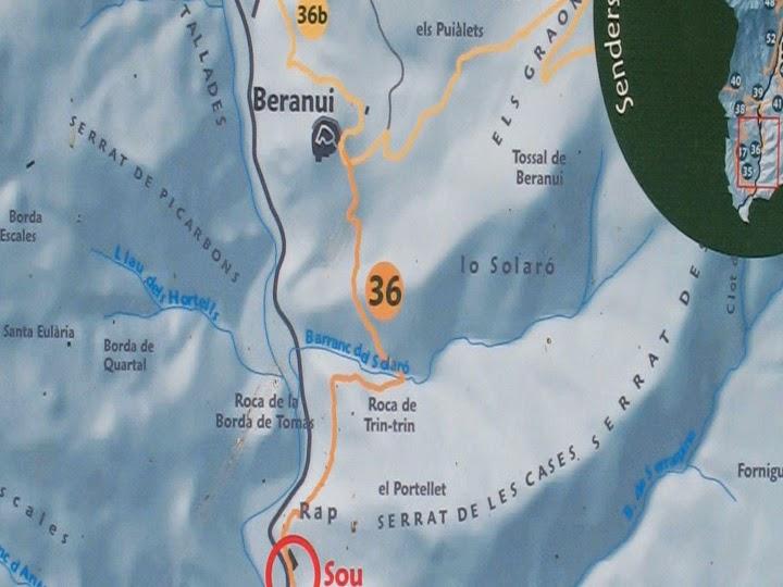 Casa Macianet Caminant Per La Vall Fosca