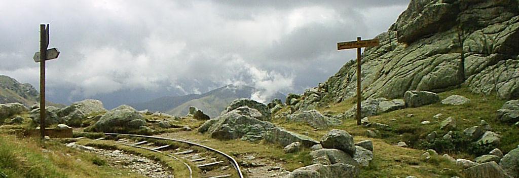 Carrilet Vall Fosca