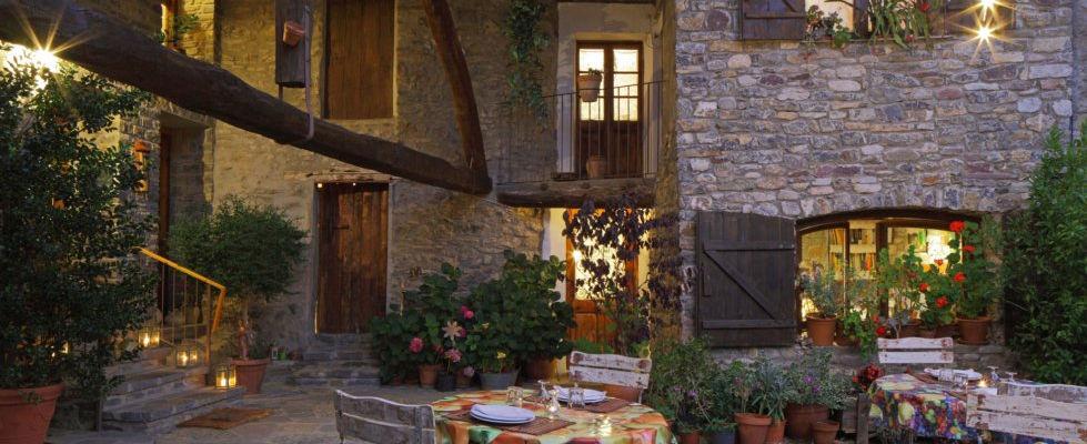 Terrassa Casa Macianet