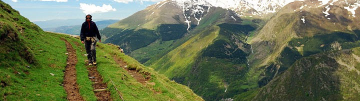 Senderimes Carrilet Vall Fosca